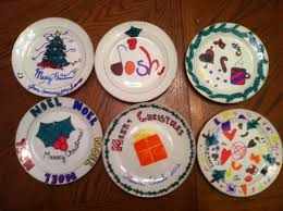 diy santa cookie plate everyday