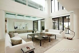 Decorating Ideas For High Ceiling Living Rooms Living Room With High Ceilings Curtains High Ceiling Medium Image