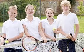 activities hits tennis