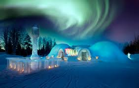 cool igloo experience lapland welcome in finland