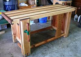 das ultimate woodworking bench details