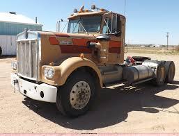 new kenworth semi 1979 kenworth semi truck item f6018 sold tuesday octobe