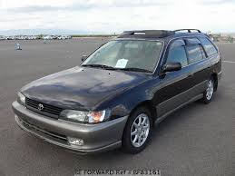 toyota corolla touring wagon used 1999 toyota corolla touring wagon bz touring gf ae101g for