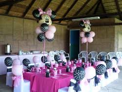 minnie mouse table set minnie mouse kids party table setup hassle free kids party mickey