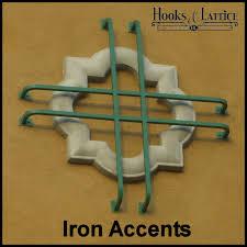 iron window accents window grills hooksandlattice
