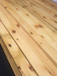 alaskan yellow cedar smooth utility grade 2x12 mill outlet lumber