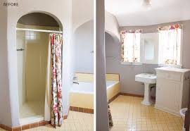 Before And After Bathrooms Before After 10 Stunning Bathroom Renovationsbecki Owens