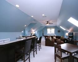 Lighting For Sloped Ceilings by Painting Tip Dealing With Angled Walls And Sloped Ceilings