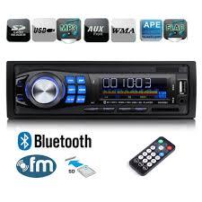 amazon com regetek car radio audio stereo receiver bluetooth