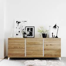 Black Modern Sideboard White Or Black The Modern Sideboard Curious Grace