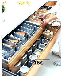 cuisine tiroir organisateur placard cuisine organisateur de tiroir cuisine
