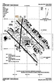 Los Angeles Airport Map by Dallas Love Field Wikipedia