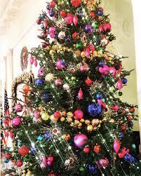 White House Christmas Ornament - best celeb christmas trees of all time u2014 see pics u2013 hollywood life