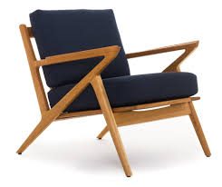 soto concave arm chair joybird