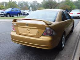2001 used honda civic 2dr coupe ex manual at honda of fayetteville