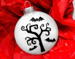 skellington ornament ornament by anchorsandavocados