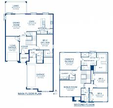 Home Floor Plan by Spoonbill A New Home Floor Plan At Starkey Ranch Innovation By