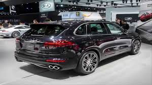 porsche suv price 2016 porsche cayenne start up and review 3 6 l v6 youtube