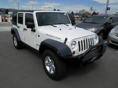 carmax jeep wrangler unlimited 2010 jeep wrangler unlimited rubicon in denver co 10230992 at