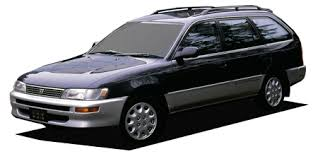 toyota corolla touring wagon toyota corolla touring wagon g touring catalog reviews pics