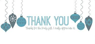 free printable christmas thank you notes here come the girls