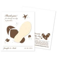 plantable wedding favors plantable flip flop pastel favor plantable seed wedding favors