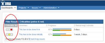stoplight report template traffic lights for jira atlassian marketplace