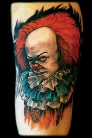 images pennywise tattoo