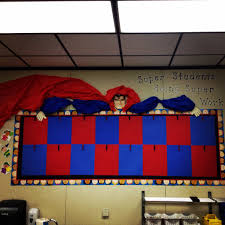 Superman Room Decor by Superman Bulletin Board Classroom Pinterest Superman
