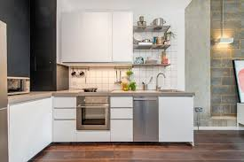 Kitchen Cabinets In White Dislike Mainstream Kitchen Shelving These Tens Industrial Kitchen