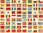 Drapeaux Pays du monde, Régions, Provinces, Villes - Blasons ...