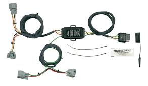 amazon com hopkins 43355 plug in simple vehicle wiring kit