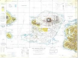 Map Of Bali Amazing Indonesia Bali Island Topographic Map Scala 250k