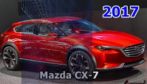 mazda new models 2017 2017 mazda cx 7 engine redesign concept youtube