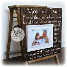 25 year wedding anniversary fresh 25th wedding anniversary gifts for parents india best 25