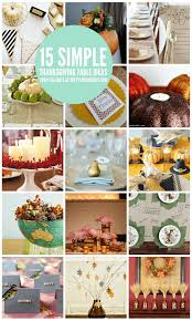 thanksgiving table ideas centerpiece place setting decor