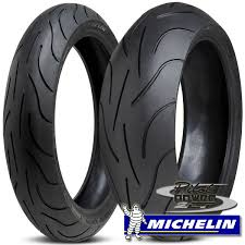 Pilot Power Motorcycle Tires Michelin Pilot Power 2ct