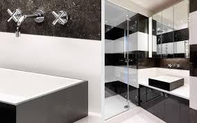 modern black white shower room ideas 6230 house decoration ideas