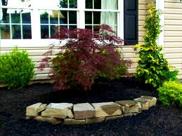 Front Yard Landscaping Ideas Without Grass Bedroom Personable Images About Front Yard Landscaping Landscape