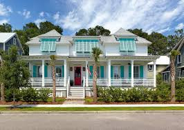 beach and coastal house plans from coastal home plans