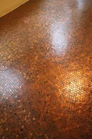 Flooring by Best 20 Pennies Floor Ideas On Pinterest Penny Table Penny