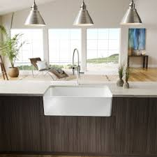 33 Inch Fireclay Farmhouse Sink by Five Favorites Farmhouse Sinks