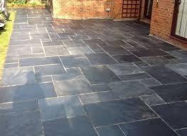 Cheap Patio Flooring Ideas Slate Tiles Outdoor Flooring Options And Ideas Flooring Ideas