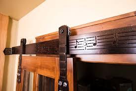 Interior Barn Door Track System by Spring Inspiration Rustica Hardware
