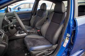 subaru seat belt 2015 subaru wrx sti first drive motor trend