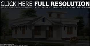 Kerala House Plans Single Floor Modern Single Floor Kerala Villa At 1350 Sqft Single Floor House