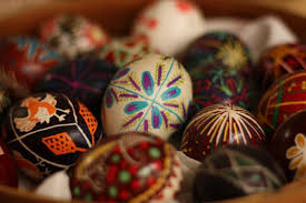 eco easter eggs easter bunny in nyc inhabitat green design innovation