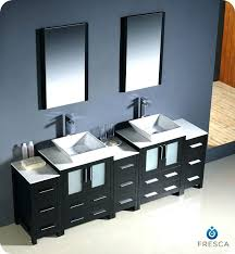 Bathroom Vanity With Side Cabinet Bathroom Side Cabinet 45377320 Bathroom Vanity With Two Side