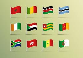 imagenes vectoriales gratis áfrica banderas vectoriales gratis descargue gráficos y vectores