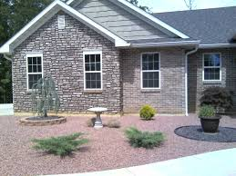 exterior entrancing decorating ideas using brown wooden floor and